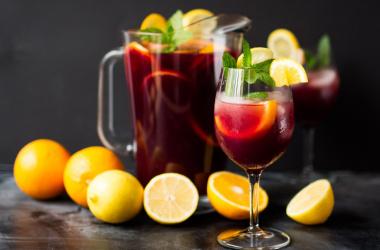 История создания итальянского напитка Сангрия