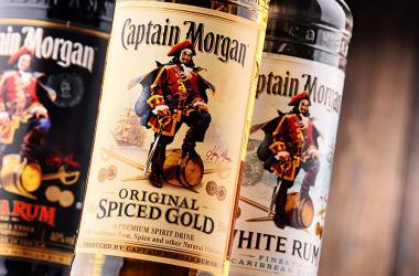 История рома Captain Morgan