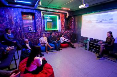 Зал для проведения лекций и тренингов